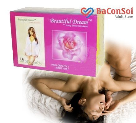 Sản Phẩm Bao Cao Su Gai Beautiful Dream