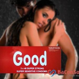 Sản Phẩm Bao Cao Su Good - an toàn cho mối quan hệ