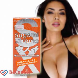Sản Phẩm Bao Cao su Sagami Love Me Orange