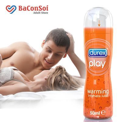 Sản Phẩm Gel Bôi Trơn Durex Play Warming