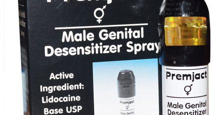 Thuốc trị xuất tinh sớm premjact male densensitizer spray
