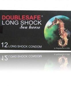 Sản Phẩm Bao cao su double safe longshock