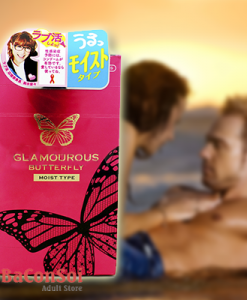 Sản Phẩm Bao cao su Jex Glamourous Butterfly Moist Type