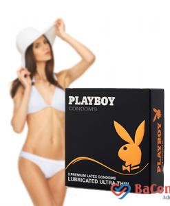 Sản Phẩm Bao cao su Playboy Ultra Thin