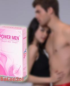 Sản Phẩm Bao cao su Power Men 2 in 1 Super Thin