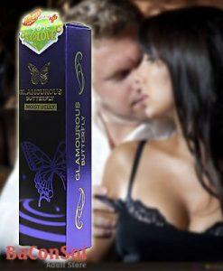Sản Phẩm Gel bôi trơn Jex Glamourous Butterfly Moist Jelly tăng sự trơn mượt