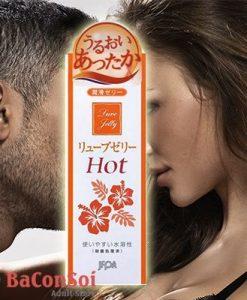 Sản Phẩm Gel Bôi Trơn Jex Luve Jelly Hot Mang Cảm Giác Mới