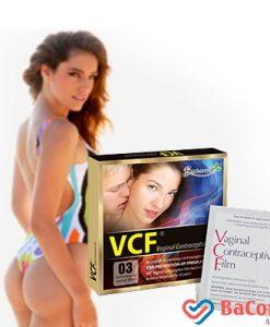 Sản Phẩm Màng phim tránh thai VCF