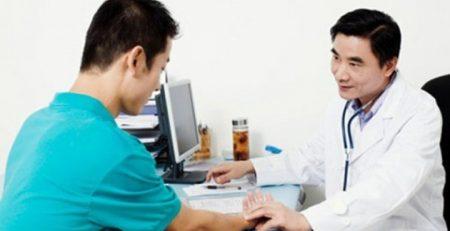 trị xuất tinh sớm ở bệnh viện bình dân