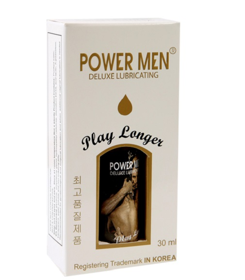 gel power men