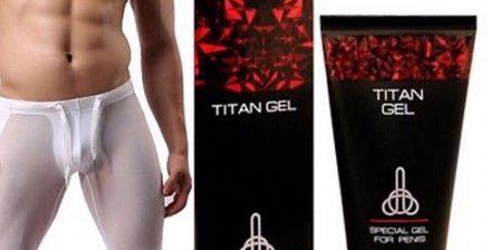 gel titan tăng kích thước